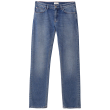 Toteme - Straight denim jeans Mid Blue