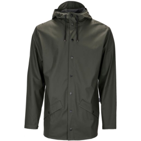 Rains - Short jacket, black