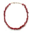 Anni Lu - Reef Necklace Burnt Coral
