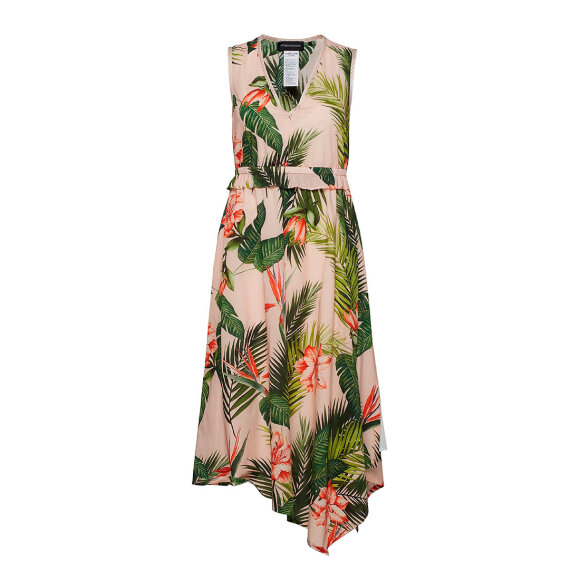 Sportmax Code - Asti Long dress flower