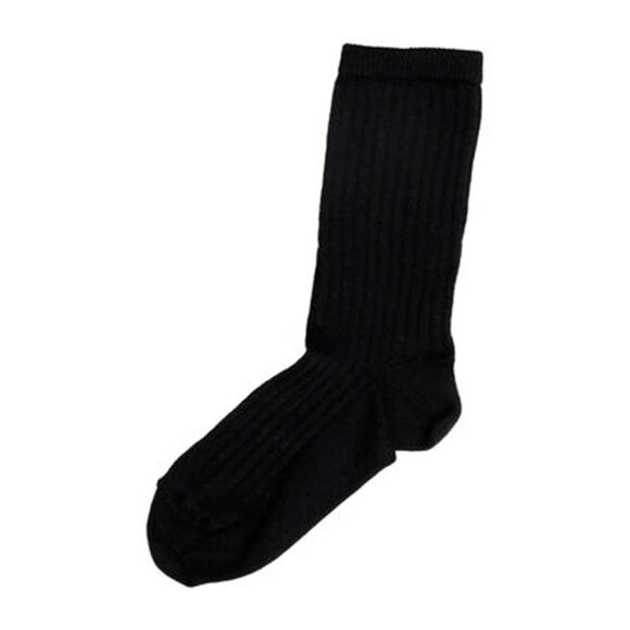 Dear Denier - Sofia Socks Black
