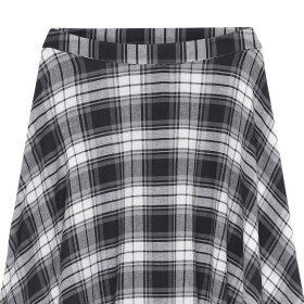 Skall Studio - Cilla Skirt Black/Light Cream