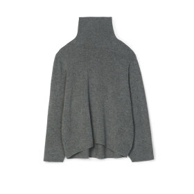 Toteme - Cambridge Sweater Grey Melange