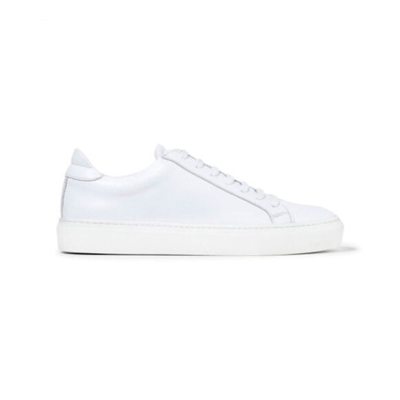 Garment Project - Type Sneaker White Leather