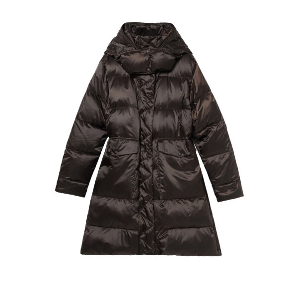 Sportmax Code - Vanesio Coat Brown