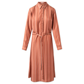 lovechild-1979- - Frida Stripes Silk Twill Ginge