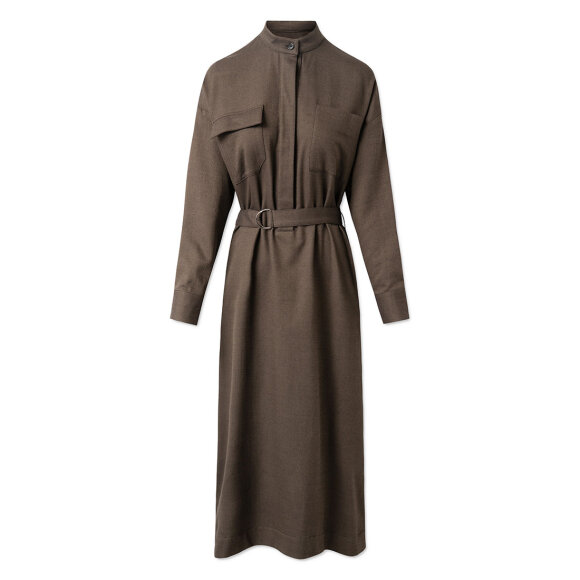 lovechild-1979- - Emanuelle Mixed Twill Brown