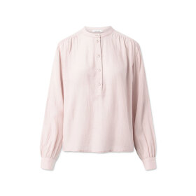 nué notes - Betty Textured Cotton Barely P