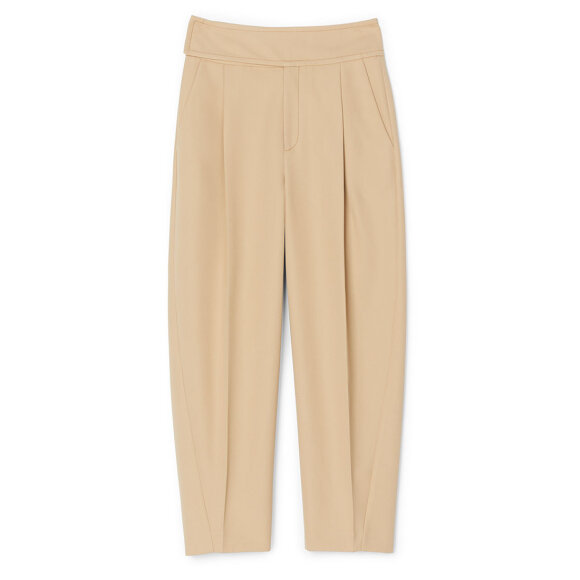 Toteme - Lombardy Trousers Beige