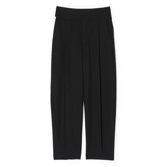 Toteme - Lombardy Trousers Black