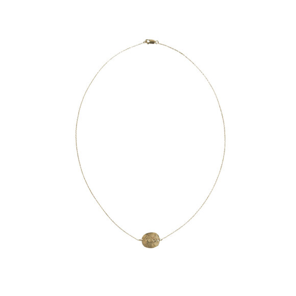 Corali - Koin Necklace Gold