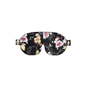 The Beauty Sleeper - Silk Eye Mask Cassiopeia Black