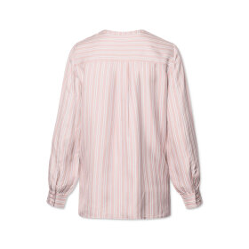 lovechild-1979- - Pisa Striped Silk Barely Pink