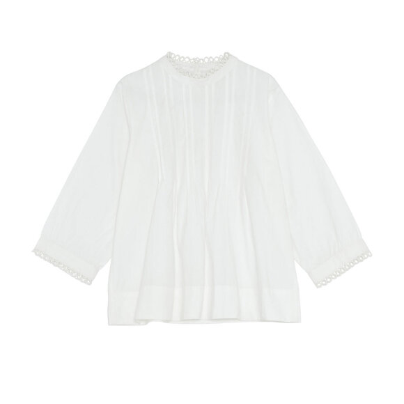 Skall Studio - Ida Blouse Optic White