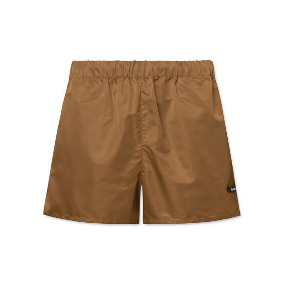 lovechild-1979- - Alessio Nylon Shorts Brown