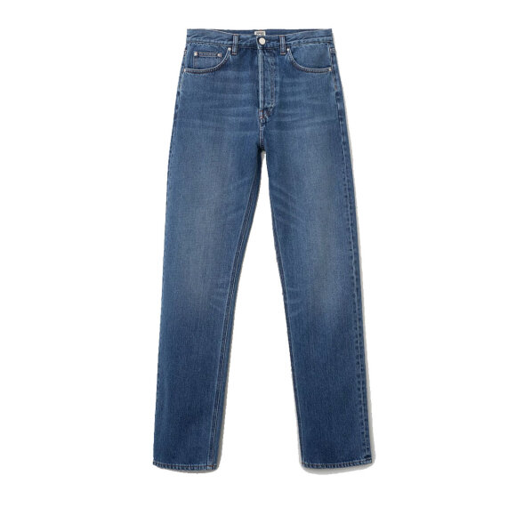 Toteme - Ease Denim Washed Blue