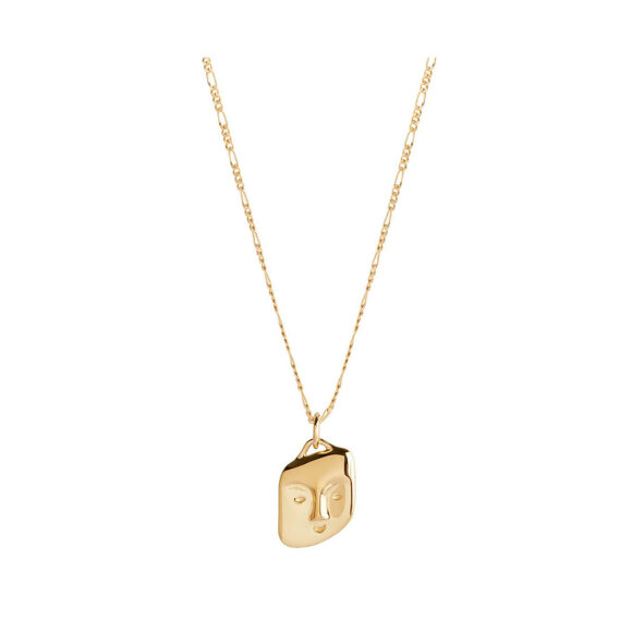 Maria Black - Friend Necklace Gold