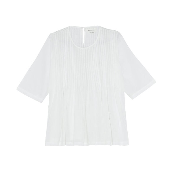 Skall Studio - Dot Tee Optic White