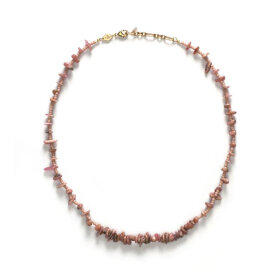 Anni Lu - Reef Necklace Seashell Pink