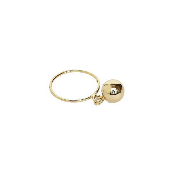 Trine Tuxen - Bullet III Gold-plated Ring