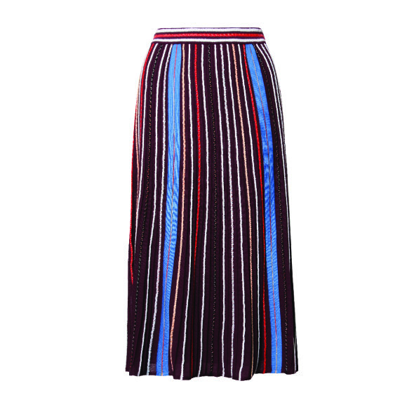 M Missoni - Gonna Skirt Mauve Wine