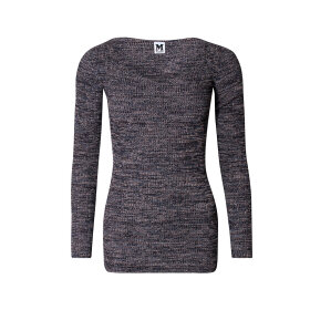 M Missoni - Tight Knit Blouse Multi