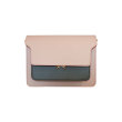 Marni - Trunk Bag Medium Antique Rose/Green/Red