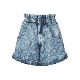 Isabel Marant - Itea Shorts Blue