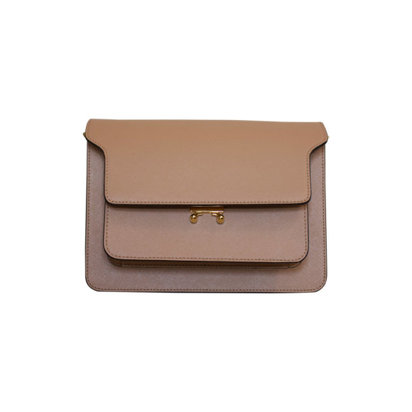 Marni - Trunk Bag Medium Brown Sugar
