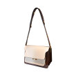 Marni - Trunk Bag Medium Beige/Brown