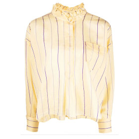 Etoile Isabel Marant - Olena Shirt Light Yellow