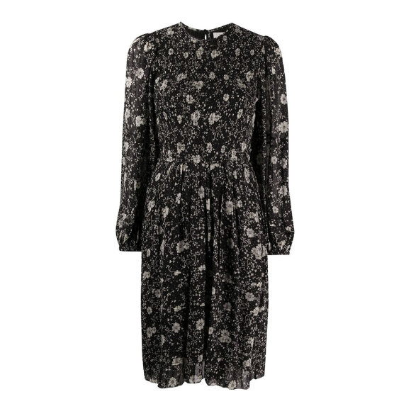 Etoile Isabel Marant - Eulie Dress Black/White