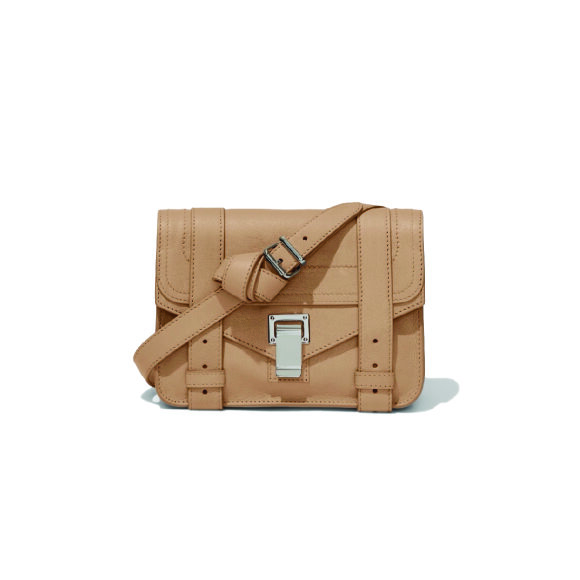 Proenza Schouler - PS1 Mini Crossbody Lux Light Taupe