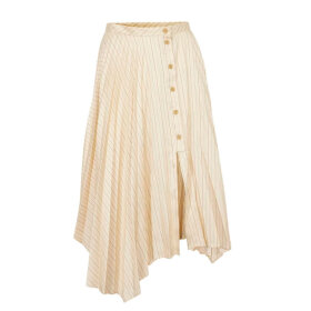 Acne studios - IIia Skirt Cream Beige Skirt