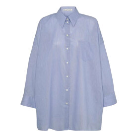 Acne studios - Suky Blouse Powder Blue
