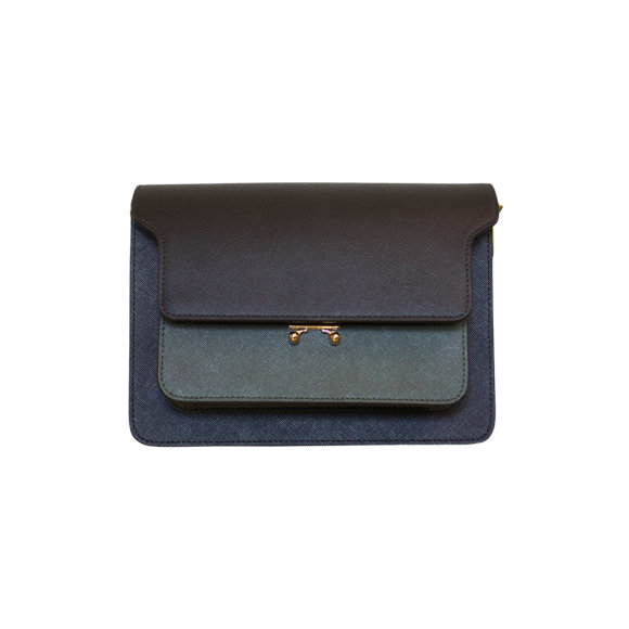 Marni - Trunk Bag Black/Green