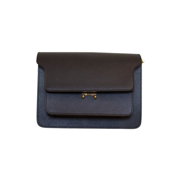 Marni - Trunk Bag Medium Black NP