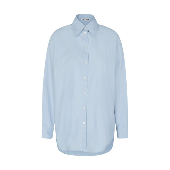 Acne studios - Stella Blouse Light Blue