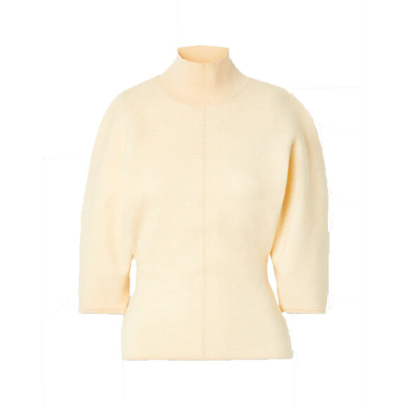 Acne studios - Kesther Knit Off White