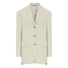 Acne studios - Jill Light Blazer Pastel Green