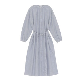 Skall Studio - Cilla Shirtdress Blue/White St