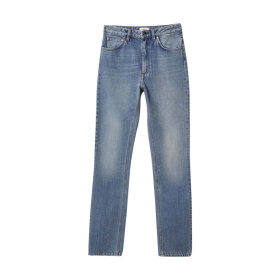 Toteme - New Standard Jeans Mid Blue