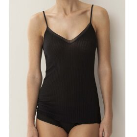 Zimmerli - Madison spaghetti top black
