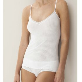 Zimmerli - Madison spaghetti top white