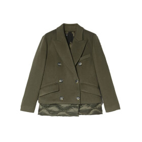 Sportmax Code - Origine Jacket Army Green