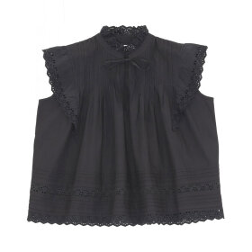 Skall Studio - Daisy Top Black