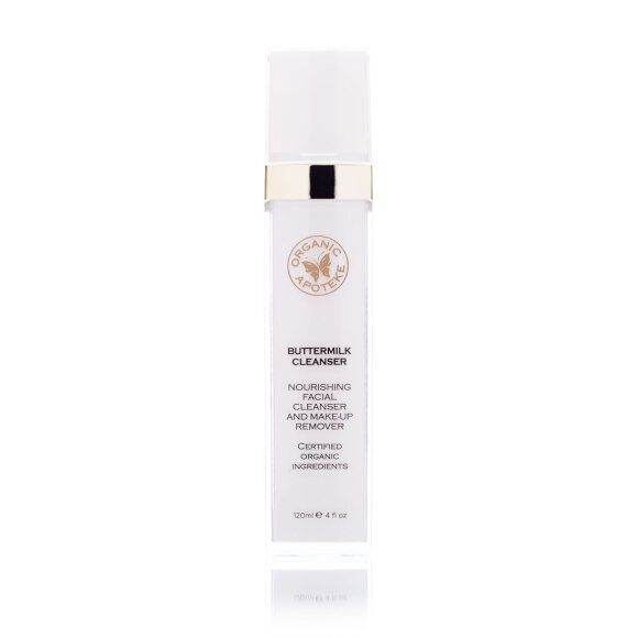 Organic Apoteke - Buttermilk Cleanser 120ml