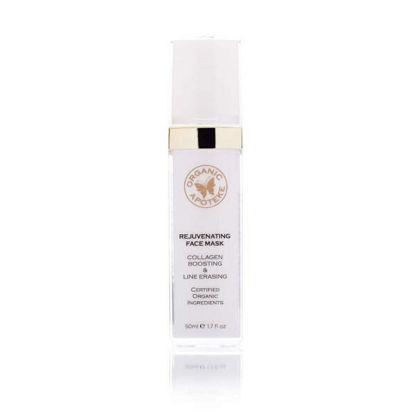 Organic Apoteke - Rejuvenating Face Mask 50ml