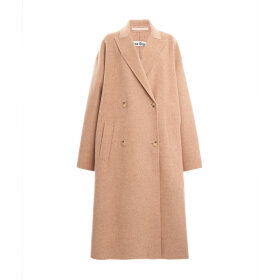 Acne studios - Owanne Double Coat Camel