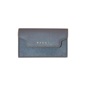 Marni - Trunk SLG Wallet Grey/Brown
